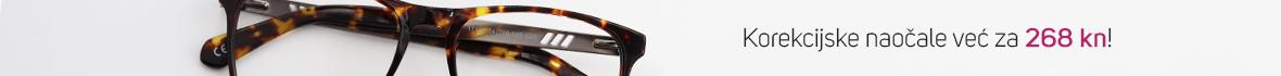 Korekcijske naočale Crulle