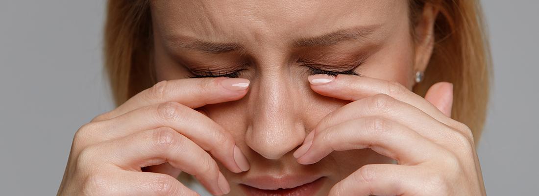 Kako izbjeći iritaciju očiju?