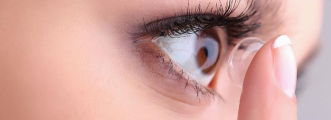 Kontaktna leća