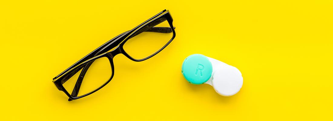 Naočale ili kontaktne leće?