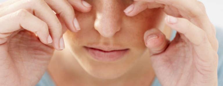 Strano tijelo u oku