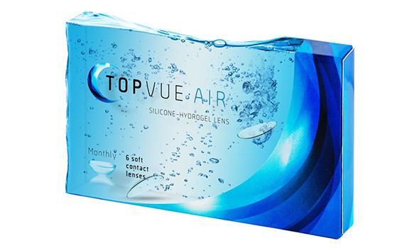 TopVue Air leće s visokim udjelom vode