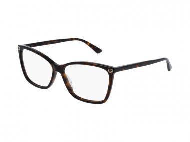 Gucci okviri za naočale - Gucci GG0025O-002