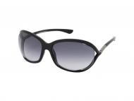 Sunčane naočale - Tom Ford JENNIFER FT0008 01B