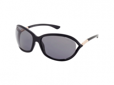 Tom Ford sunčane naočale - Tom Ford JENNIFER FT0008 01D