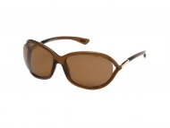 Tom Ford sunčane naočale - Tom Ford JENNIFER FT0008 48H