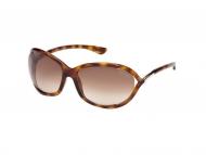Tom Ford sunčane naočale - Tom Ford JENNIFER FT0008 52F