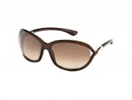 Tom Ford sunčane naočale - Tom Ford JENNIFER FT0008 692