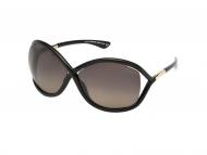 Tom Ford sunčane naočale - Tom Ford WHITNEY FT0009 01D