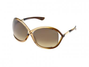 Tom Ford sunčane naočale - Tom Ford WHITNEY FT0009 74F