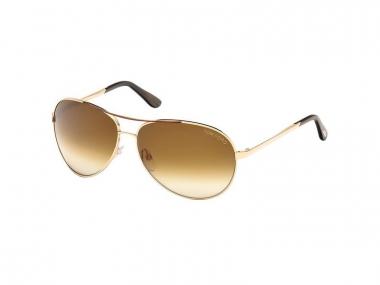 Tom Ford sunčane naočale - Tom Ford CHARLES FT0035 772