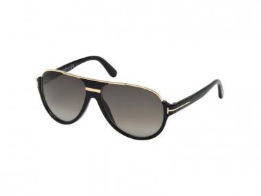 Tom Ford sunčane naočale - Tom Ford DIMITRY FT0334 01P