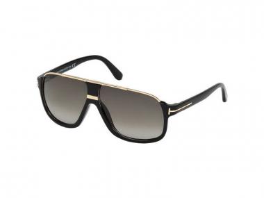 Tom Ford sunčane naočale - Tom Ford ELLIOT FT0335 01P