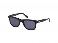 Tom Ford sunčane naočale - Tom Ford LEO FT0336 01V