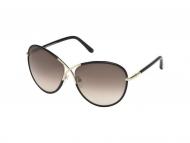 Tom Ford sunčane naočale - Tom Ford ROSIE FT0344 01B
