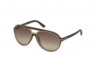 Tom Ford sunčane naočale - Tom Ford SERGIO FT0379 50K