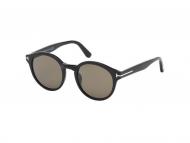 Tom Ford sunčane naočale - Tom Ford LUCHO FT0400 01J