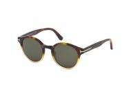 Tom Ford sunčane naočale - Tom Ford LUCHO FT0400 58N