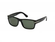 Tom Ford sunčane naočale - Tom Ford MASON FT0445 01N