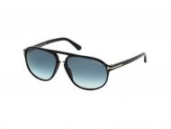 Tom Ford sunčane naočale - Tom Ford JACOB FT0447 01P