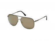 Tom Ford sunčane naočale - Tom Ford DOMINIC FT0451 09C
