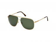 Tom Ford sunčane naočale - Tom Ford DOMINIC FT0451 28N