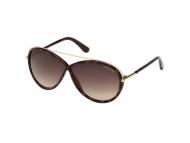 Tom Ford sunčane naočale - Tom Ford TAMARA FT0454 52K
