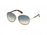 Tom Ford sunčane naočale - Tom Ford GEORGIA FT0498 60W