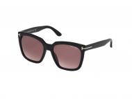Sunčane naočale - Tom Ford AMARRA FT0502 01T