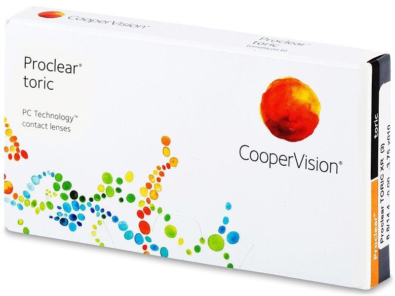 Proclear Toric XR (3komleća) - Torične kontaktne leće
