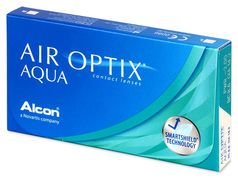 Air Optix Aqua (3 kom leća)