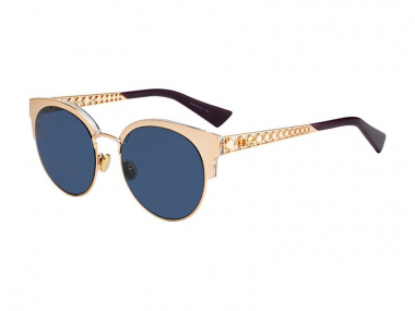 Cat Eye sunčane naočale - Dior DIORAMA MINI DDB/KU