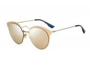 Okrugli sunčane naočale - Dior DIOR NEBULA DDB/SQ