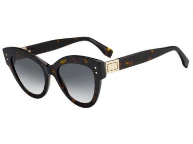Cat Eye sunčane naočale - Fendi FF 0266/S 086/9O