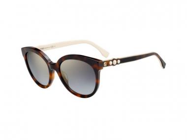 Cat Eye sunčane naočale - Fendi FF 0268/S 086/FQ