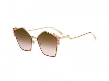 Fendi sunčane naočale - Fendi FF 0261/S 000/53