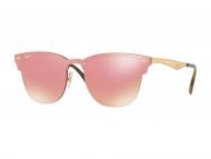 Sunčane naočale - Ray-Ban BLAZE Clubmaster RB3576N 043/E4