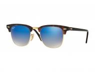 Sunčane naočale - Ray-Ban CLUBMASTER FLASH LENSES RB3016 990/7Q