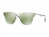 Sunčane naočale - Ray-Ban BLAZE CLUBMASTER RB3576N 042/30