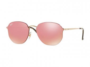 Ray-Ban sunčane naočale - Ray-Ban Blaze Hexagonal RB3579N 001/E4