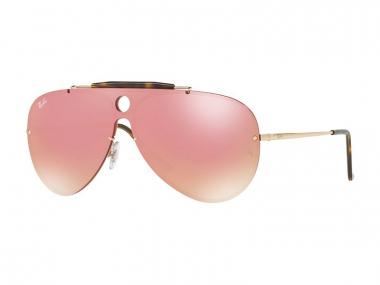 Ray-Ban sunčane naočale - Ray-Ban Blaze Shooter RB3581N 001/E4