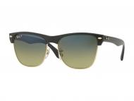 Sunčane naočale - Ray-Ban CLUBMASTER OVERSIZED CLASSIC RB4175 877/76