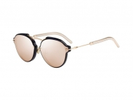 Okrugli sunčane naočale - Dior DIORECLAT KY2/SQ
