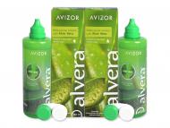 Paketi s otopinama za kontaktne leće - Otopina Alvera 2x350 ml