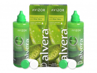 Otopine za kontaktne lece - Otopina Alvera 2x350 ml
