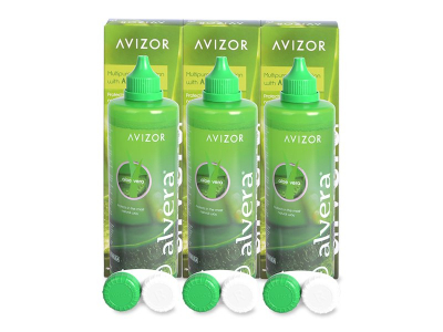 Otopina Alvera 3x350 ml