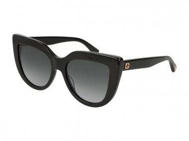 Cat Eye sunčane naočale - Gucci GG0164S-001