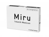 Mjesečne kontaktne leće - Miru 1 Month Menicon for Astigmatism (6 kom leća)