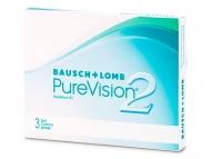 Kontaktne leće - PureVision 2 (3komleća)