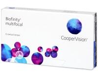 Biofinity Multifocal (6komleća) - Multifokalne kontaktne leće